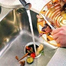 Установка утилизатор пищевых отходов. Кстовские сантехники.