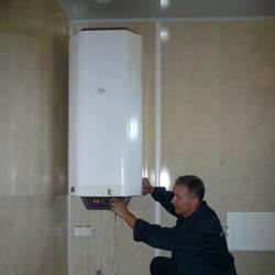 Установка водонагревателя в Кстове. Монтаж и замена бойлера г.Кстово.