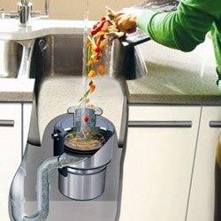 Установка измельчителя пищевых отходов в Кстове, подключение утилизатор пищевых отходов в г.Кстово